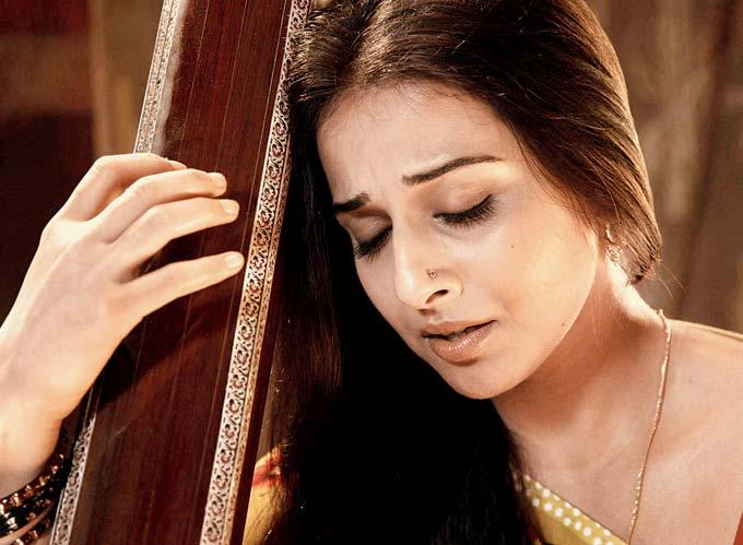 Vidya Balan A Still From Ishqiya Movie