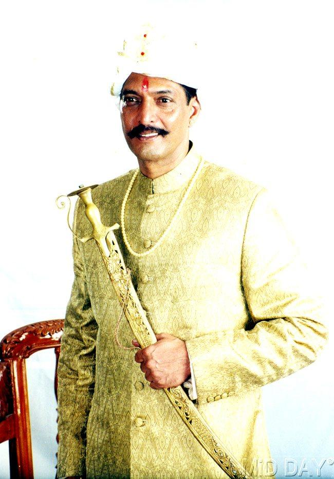 Nana Patekar Royal Look Still