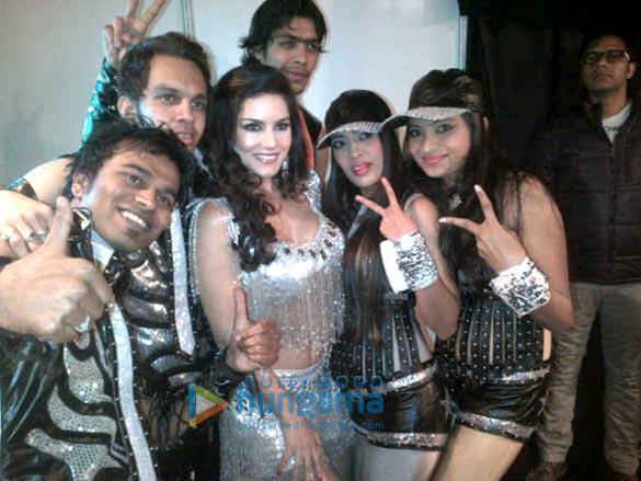 Sunny Leone Rocked Photo Shoot At Crystal Ballroom