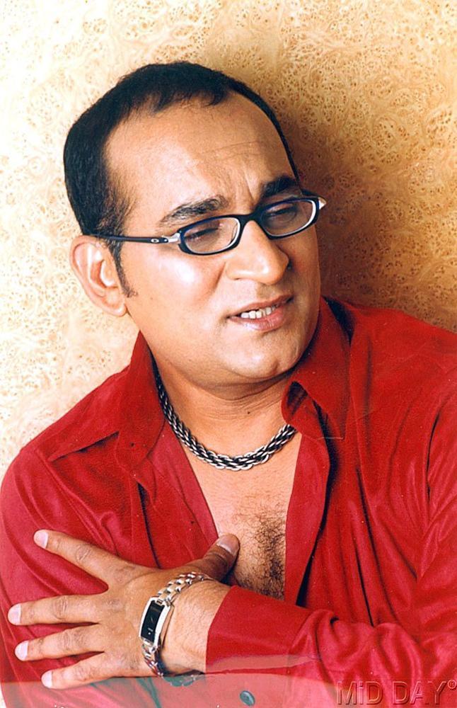 Singer Abhijeet Bhattacharya Stylish Look Still