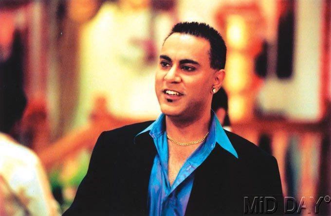 Singer Baba Sehgal Nice Face Look Still