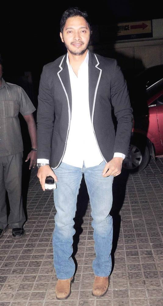 Shreyas Talpade Make An Appearance At The Screening Of Balak Palak