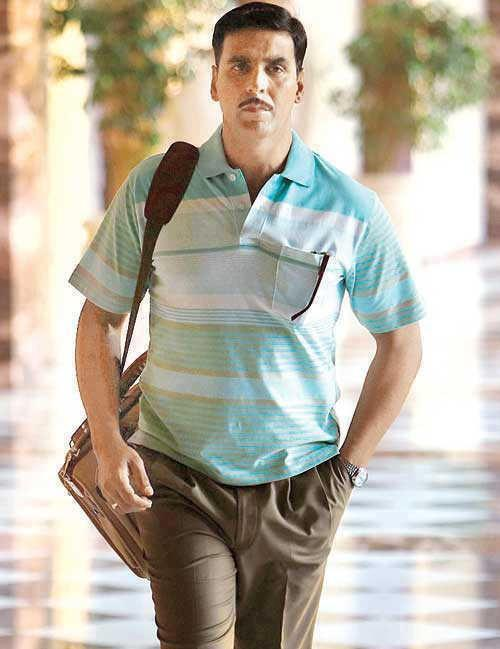 Akshay Kumar As A CBI Officer Look Photo On Special Chabbis