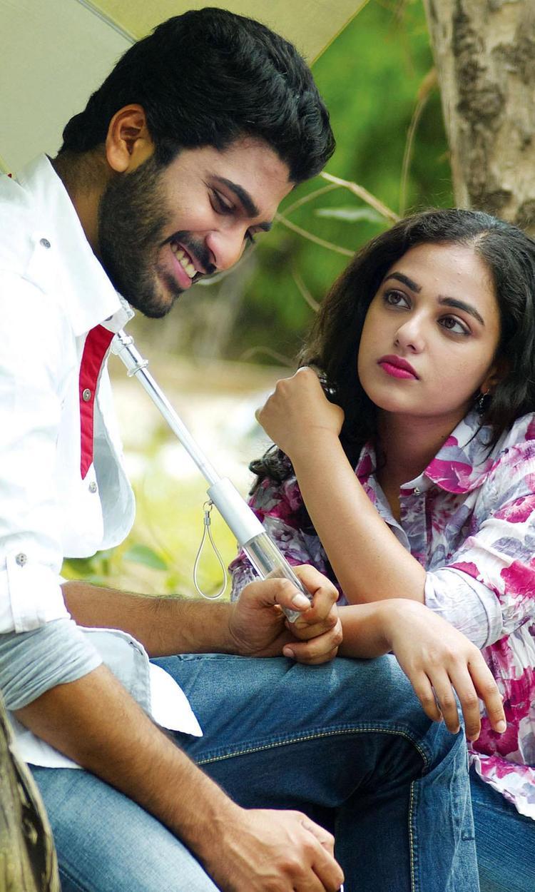 Sharwanand And Nithya Nice Photo From Movie Yemito Ee Maya