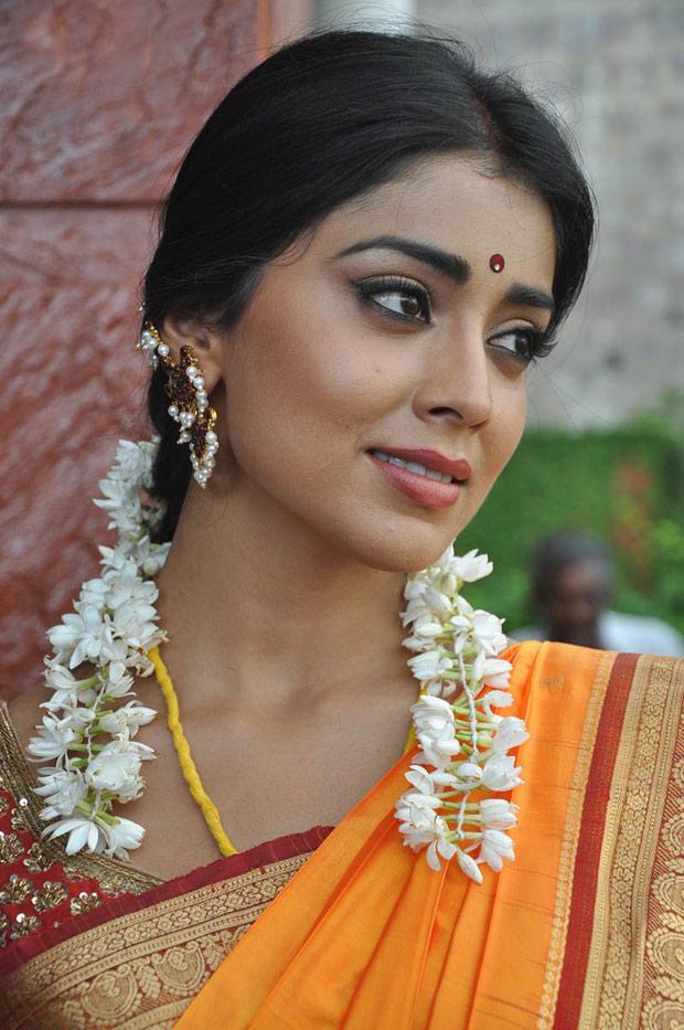 Shriya Saran Radiant Face Look Still