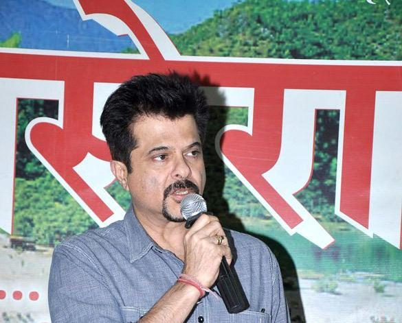 Anil Kapoor Speak Out Photo Clicked At CINTAA Website Launch
