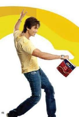 Shahid Kapoor Cool And Nice Photo Shoot For Dulux Colours And You Book