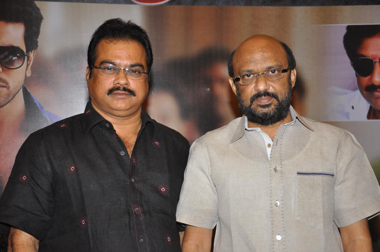 D.V.V Danayya Clicked At Naayak Movie Press Meet