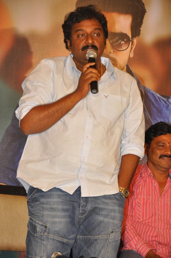 V. V. Vinayak Speaks On At Naayak Movie Press Meet