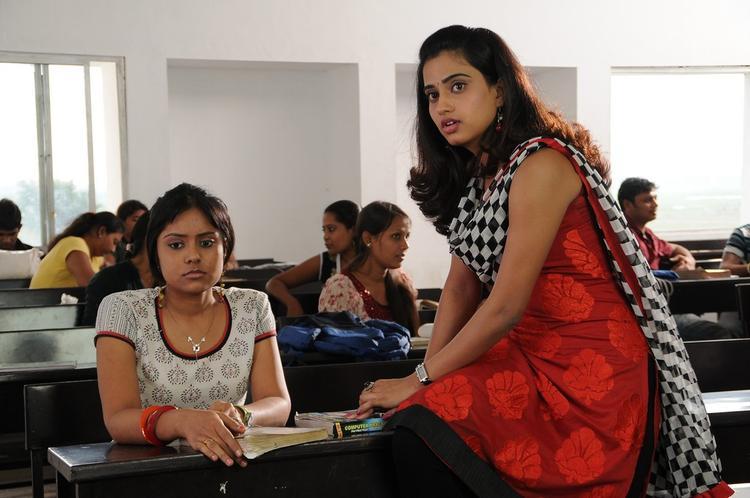 Dimple Chopade A Still From Yaaruda Mahesh Movie