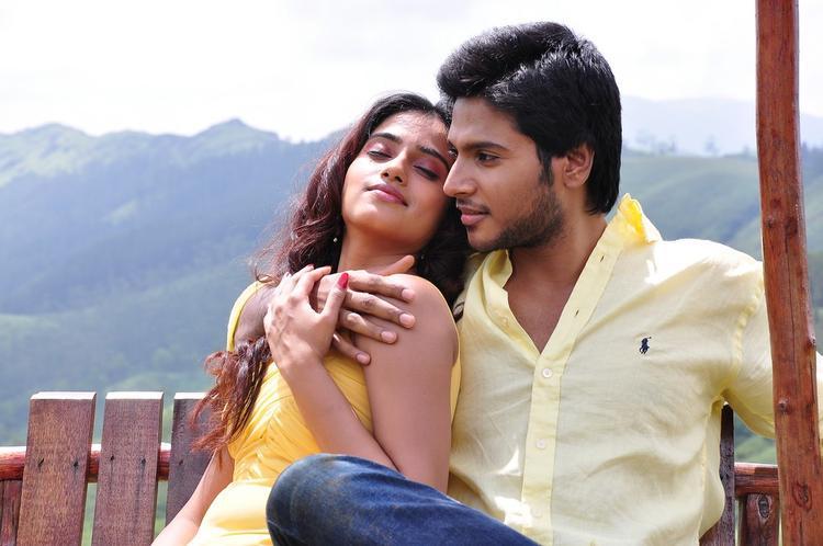 Sundeep And Dimple Hot Romantic Still From Yaaruda Mahesh Movie