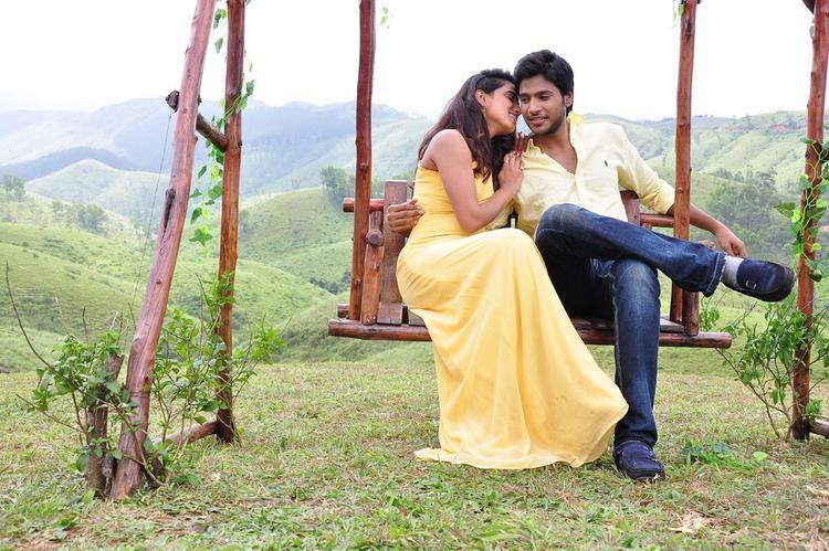 Sundeep And Dimple A Song Still From Yaaruda Mahesh Movie