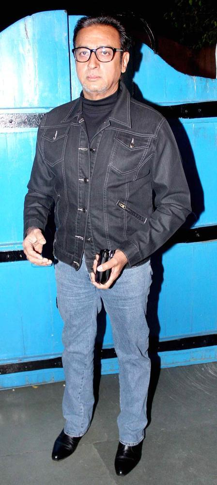 Gulshan Grover Arrived At Dabboo Ratnanis Calendar Launch