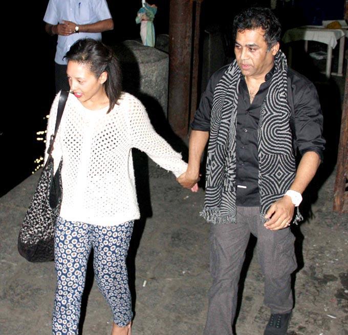Guests Make An Appearance At Hritik Roshan Birthday Bash