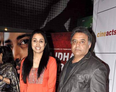 Ashok Kohli Attend The Premiere Of The Film Rajdhani Express