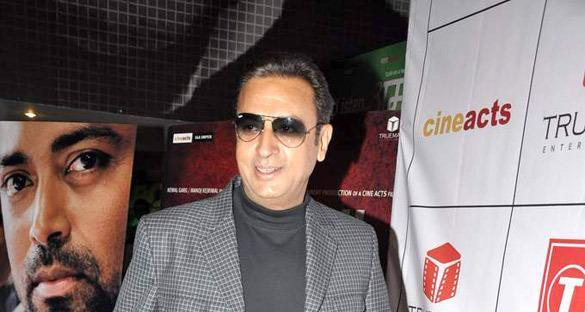Gulshan Grover Spotted At The Premiere Of The Film Rajdhani Express