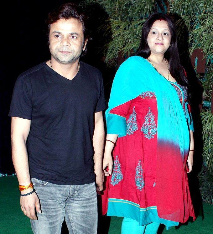 Rajpal Yadav Graced At Mana Shetty Store Launch