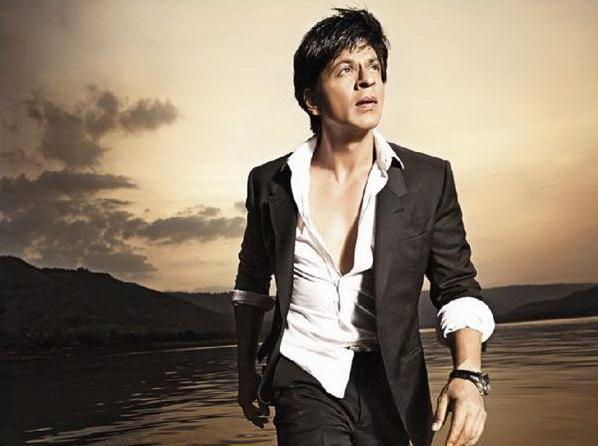 Shahrukh Khan Stylish Photo For Dabboo Ratnanis 2013 Calendar