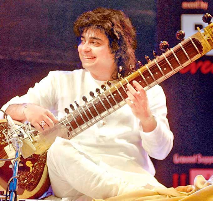Niladri Kumar Is On The Sitar In A Classical Twist