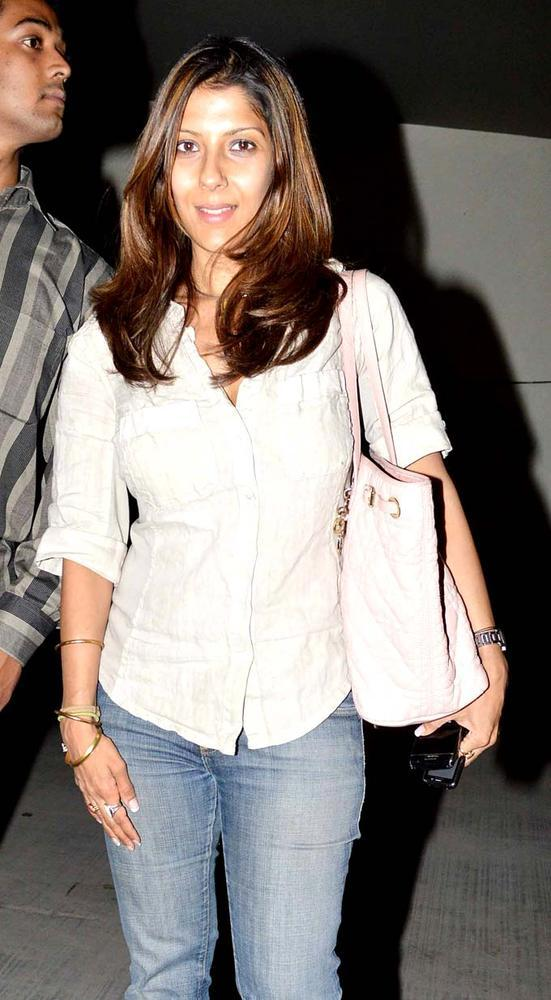 A Celeb Present At Special Screening Of Inkaar