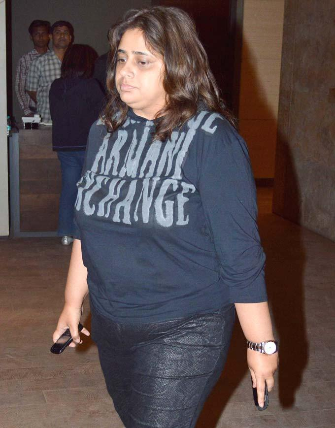 Kajal Anand Snapped At Special Screening Of Inkaar