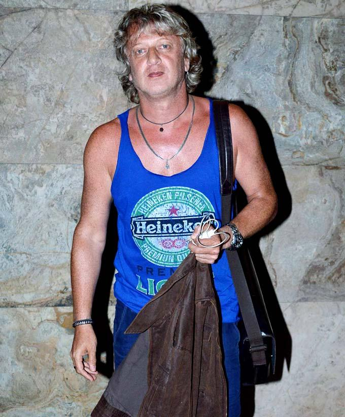 Rohit Bal Make An Appearance At Special Screening Of Inkaar