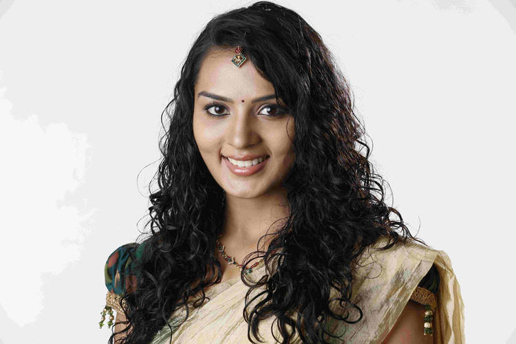 Charming Look Photo Still Of Sandalwood Saregama Kannada Movie Actress
