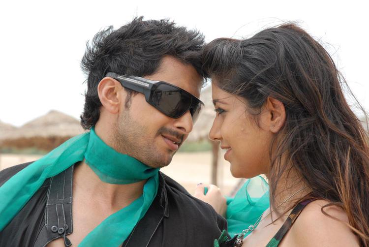 Tarun And Akila Latest Photo From Pade Pade Kannada Movie
