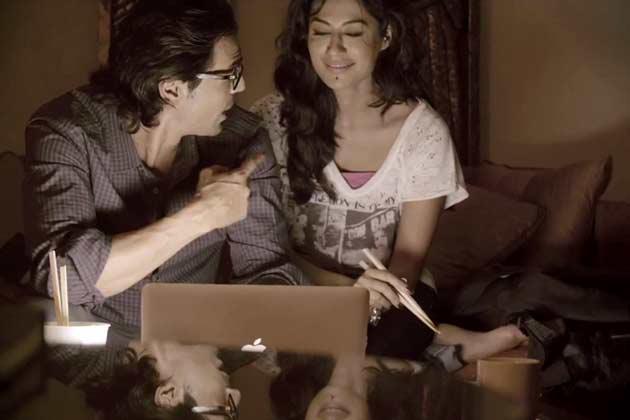 Arjun And Chitrangada Exclussive Photo Still From Movie Inkaar