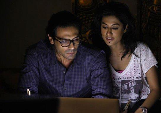 Arjun And Chitrangada Latest Still From Movie Inkaar