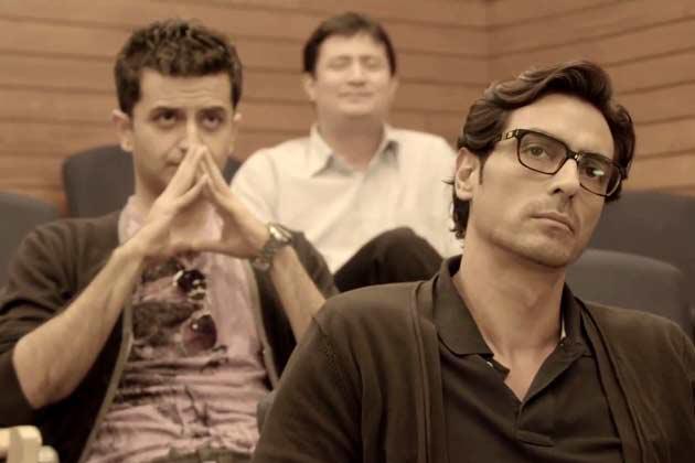 Arjun Rampal Goggless Photo From Movie Inkaar