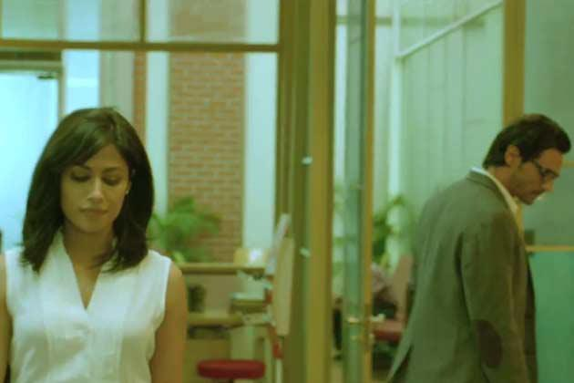 Chitrangada And Arjun Photo Still From Movie Inkaar