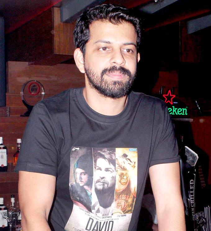 Bejoy Nambiar Make An Appearance At David Music Launch And Live Music Concert