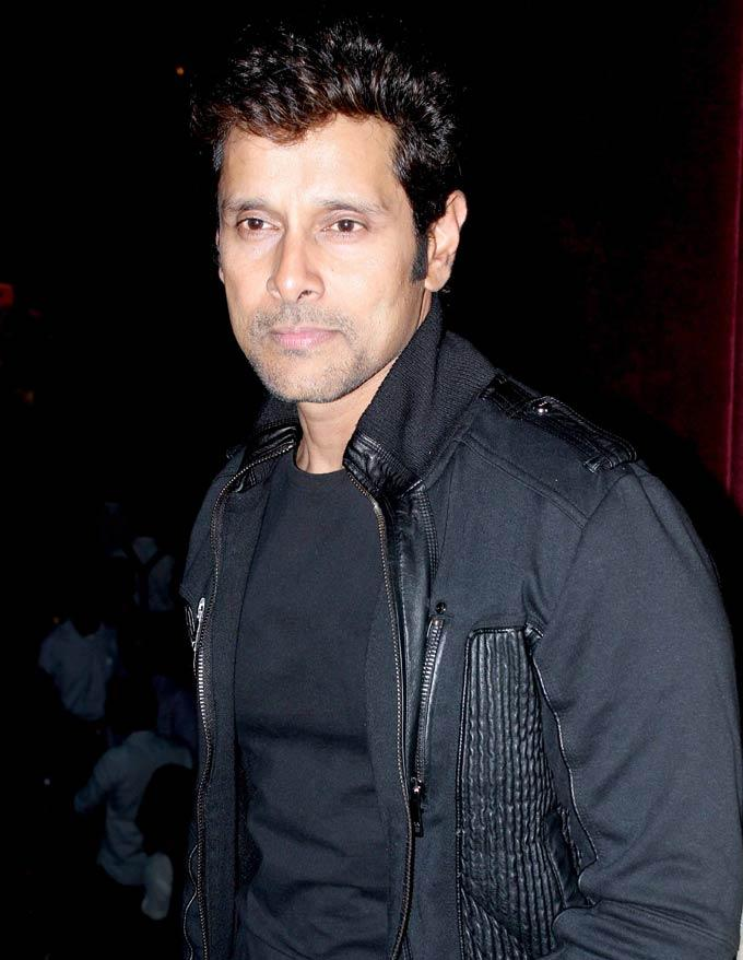 Vikram Dashing Look Photo Clicked At David Music Launch And Live Music Concert
