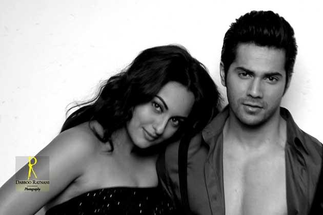 Sonakshi And Varun Glamorous Look Photo Shoot By Dabboo Ratnani