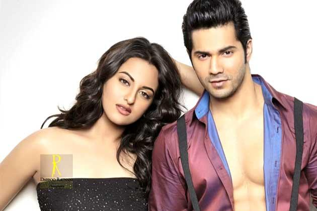 Sonakshi And Varun Hot Look Photo Shoot By Dabboo Ratnani