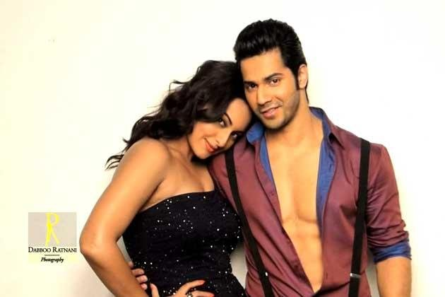 Sonakshi And Varun Sexy Look Photo Shoot By Dabboo Ratnani