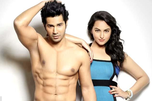 Sonakshi And Varun Sizzling And Dashing Photo Shoot By Dabboo Ratnani