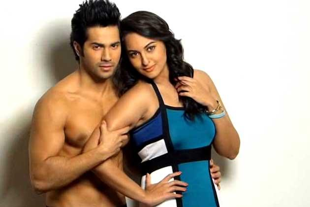 Sonakshi And Varun Super Look Photo Shoot By Dabboo Ratnani
