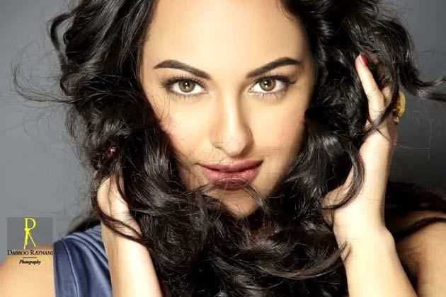 Sonakshi Gorgeous Look Photo Shoot By Dabboo Ratnani