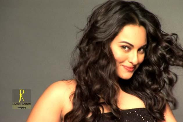 Sonakshi Sinha Trendy Looking Photo Shoot By Dabboo Ratnani