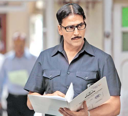 Akshay Kumar Nice Look From Special Chabbis