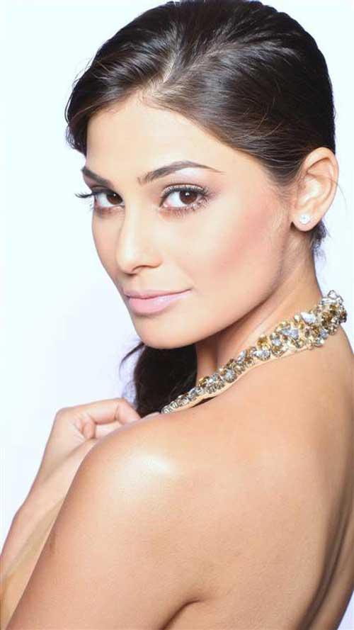 Puja Gupta Sexy Milky Hot Look Still