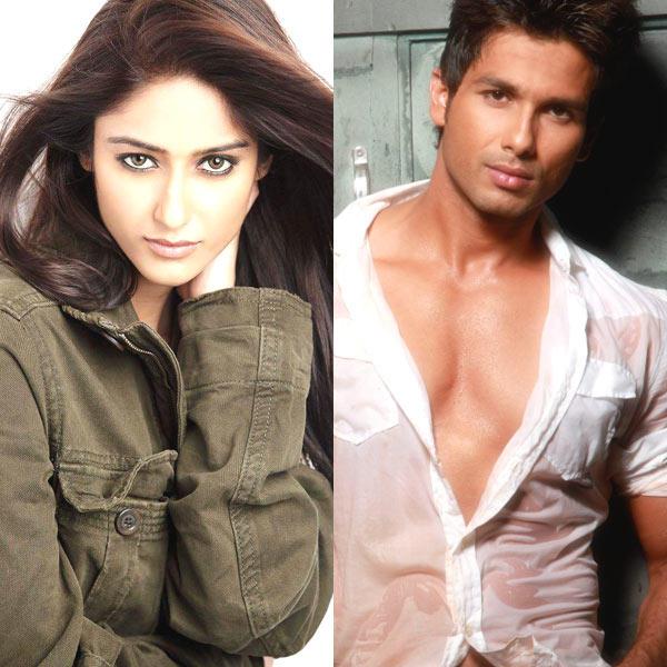 Shahid Kapoor Hot Look And Ileana D'Cruz Dazzling Look Photo Still
