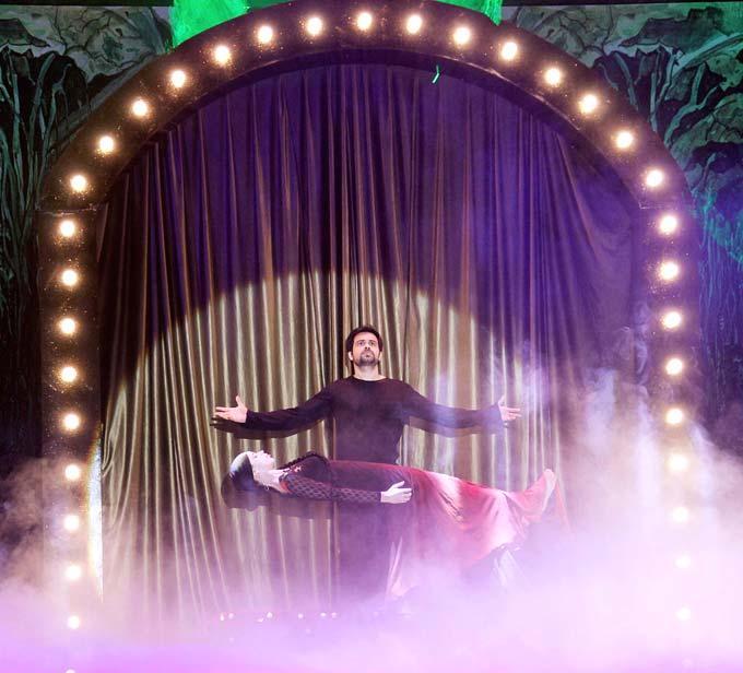 Emraan And Kalki Perform A Magic During The Launch Of Ek Thi Daayan