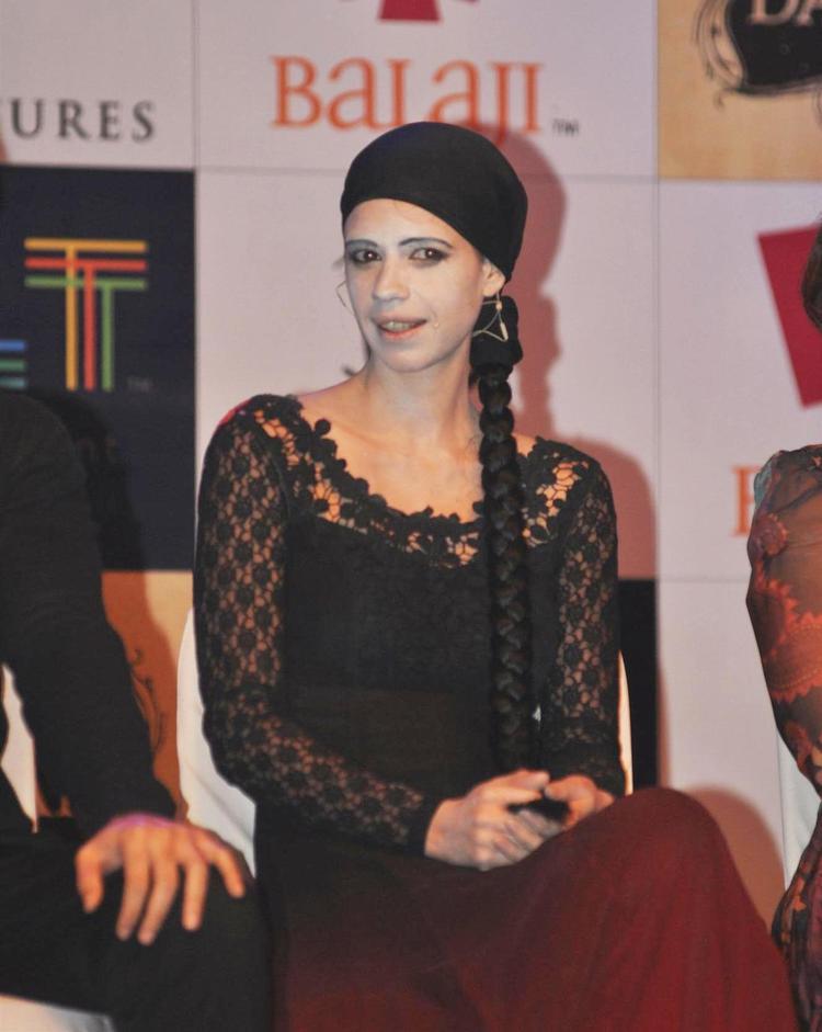Kalki Koechlin Gorgeous Look Photo At Launch Of Ek Thi Daayan