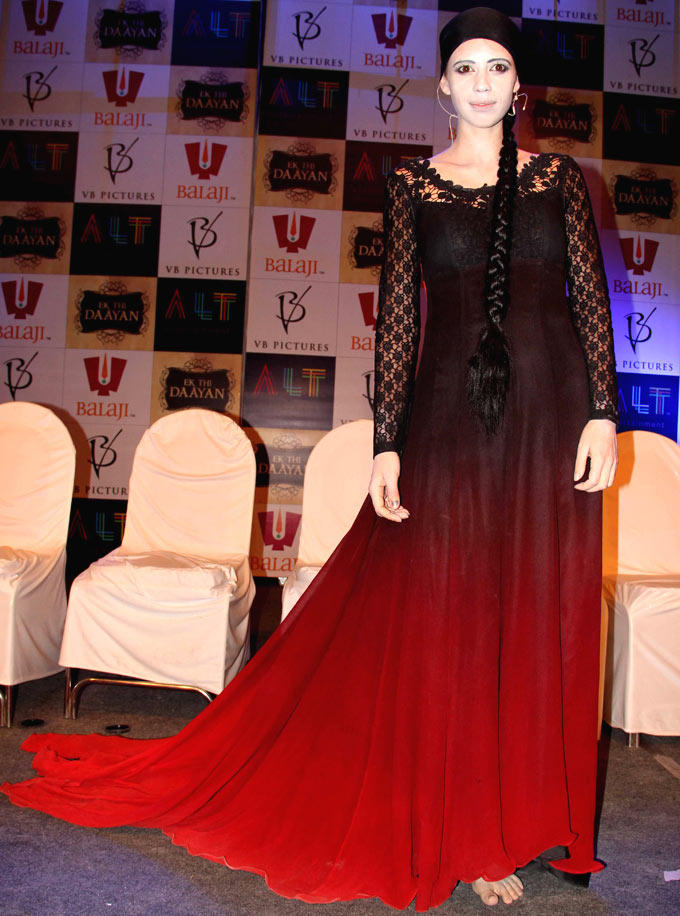 Kalki Koechlin Sizzling Photo Clicked In A Long Gown
