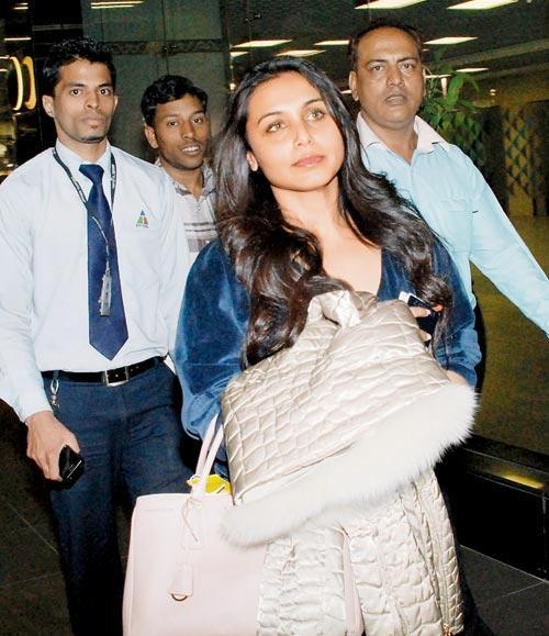 Rani Mukerji Looked Ravishing Photo Still