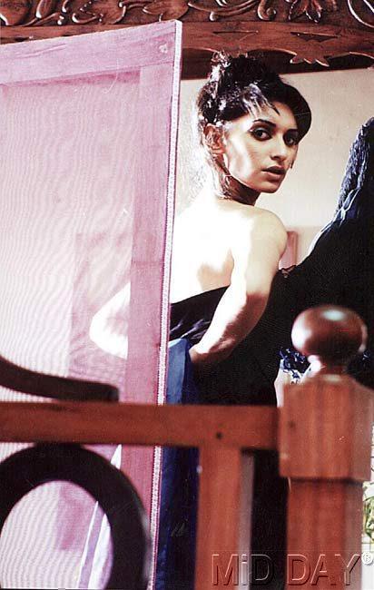 Sophiya Haque Spicy Look Photo Still