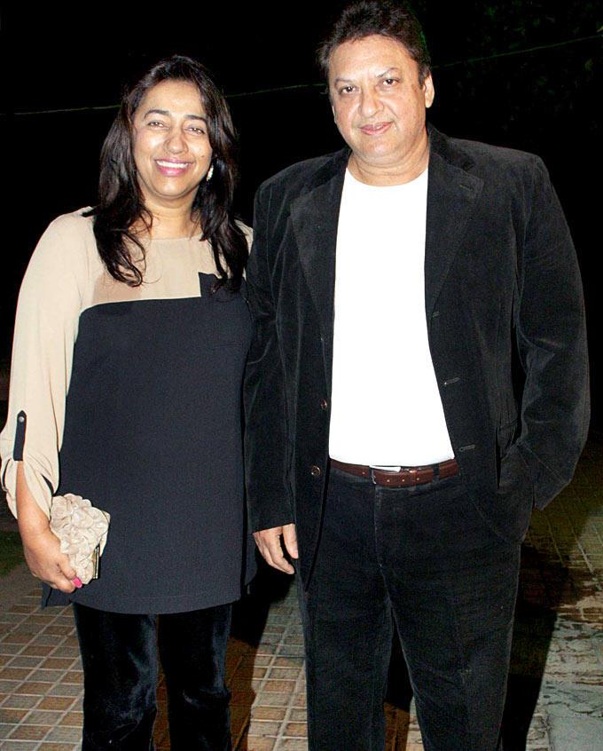 Anu And Shashi Spotted At Surendra Wadhwanis Birthday Bash